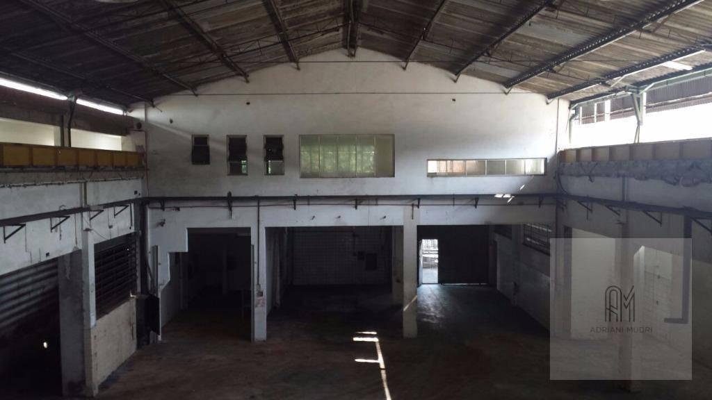 Ótimo Galpão para venda ou locação, Vila Augusta, Guarulhos,
