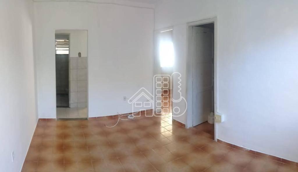 Casa com 2 dormitórios à venda, 48 m² por R$ 170.000,00 - Mutuá - São Gonçalo/RJ