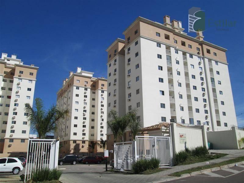 Apartamento 02 quartos (1 suíte) no Fit Marumbi Curitiba.
