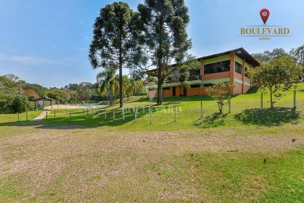 Sede Campestre à venda, 89876 m² por R$ 4.943.180 - Laranjeiras - Piraquara/PR
