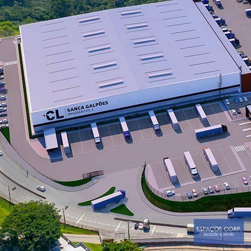 Galpão logístico para alugar, 57553m² - São Bernardo do Campo - São Bernardo do Campo/SP
