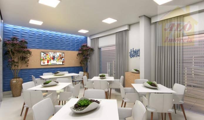 Apartamento à venda, 59 m² por R$ 334.040,00 - Centro - Itanhaém/SP