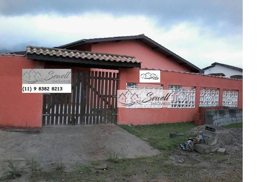 Casa nova na Praia Grande 3 dorm, com escritura definitiva