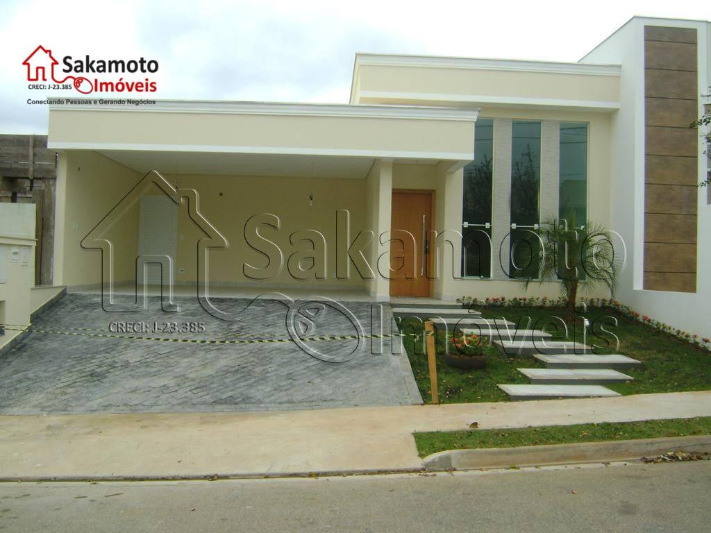Casa residencial à venda, Condomínio Ibiti Royal Park, Sorocaba.