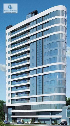 Apartamento residencial à venda, Meia praia - ZONA 01, Itape