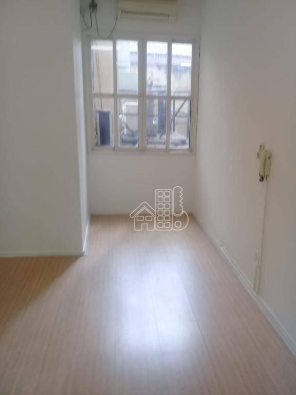 Sala à venda, 26 m² por R$ 150.000 - Centro - Rio de Janeiro/RJ
