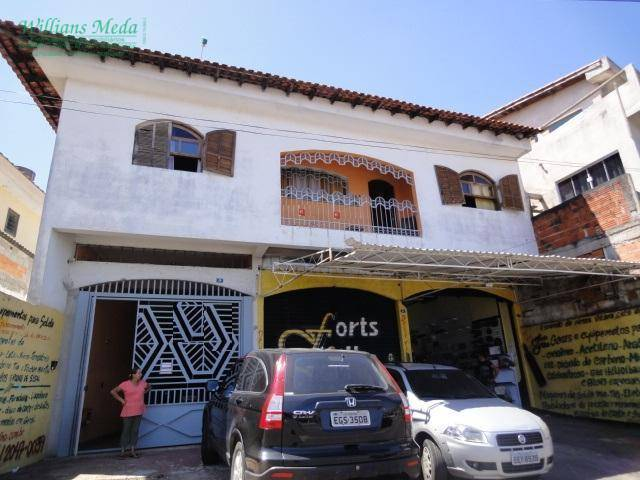 Sobrado  residencial à venda, Jardim Presidente Dutra, Guaru