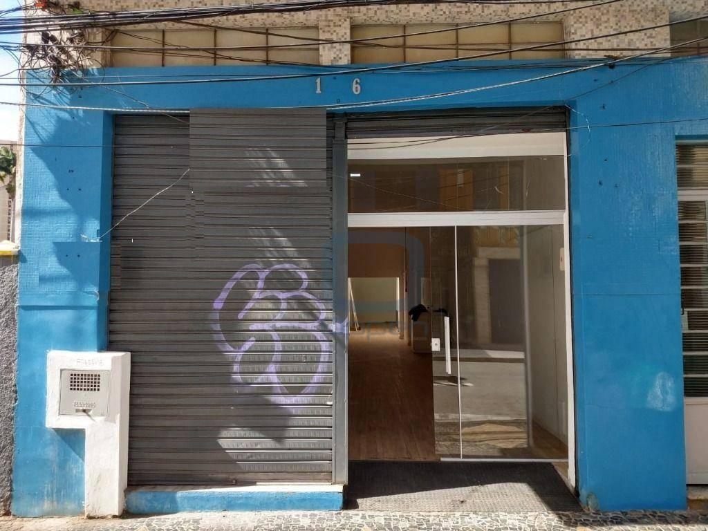 Salão para alugar, 146 m² por R$ 3.500,00/mês - Centro - Campinas/SP