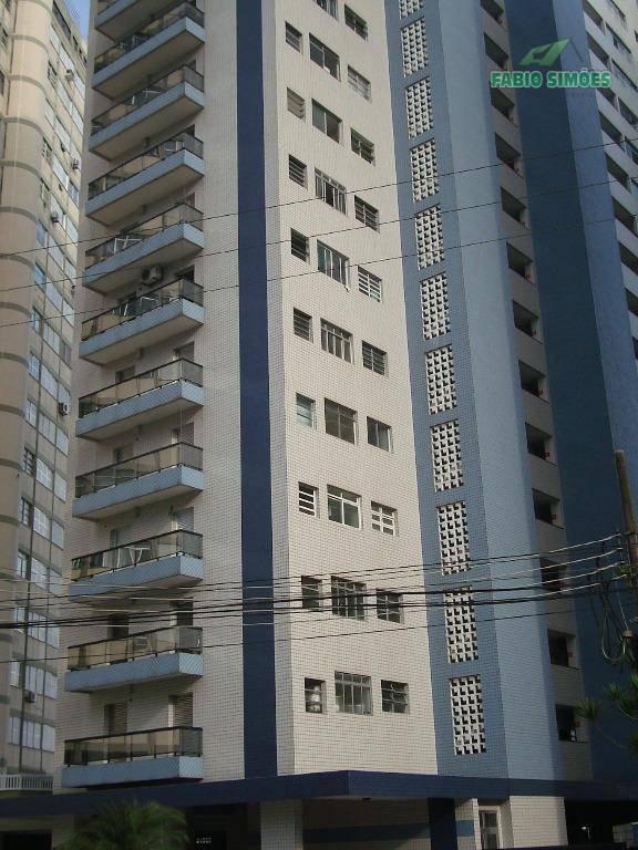 Apartamento de 1 dormitório locação no José Menino em Santos