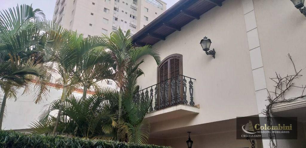 Sobrado com 3 dormitórios para alugar, 210 m² por R$ 5.900,00/mês - Osvaldo Cruz - São Caetano do Sul/SP