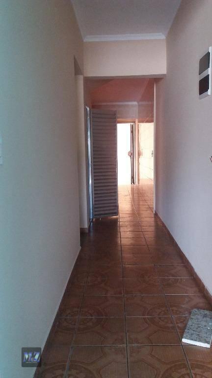 Sobrado residencial para locação, Jardim Iporanga, Guarulhos