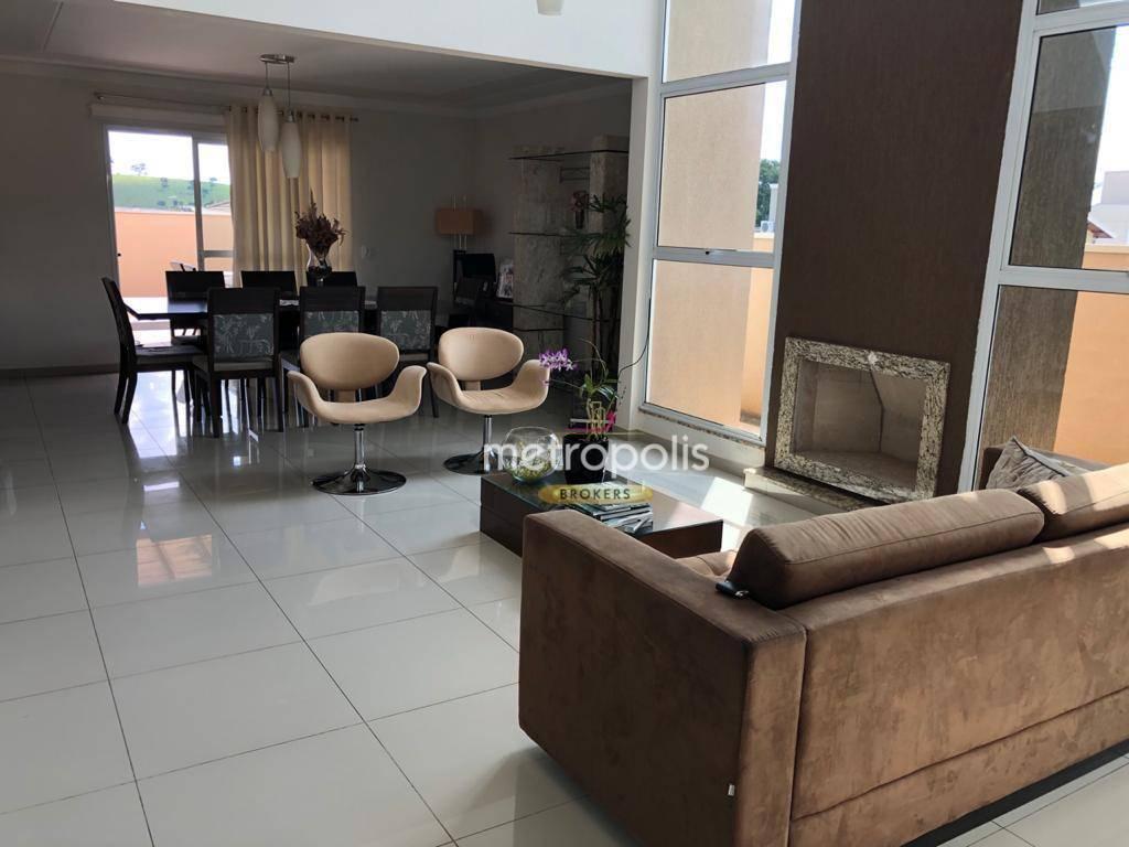 Casa em condomínio fechado no condomínio Village das Flores, com 3 dormitórios à venda, 228 m² por R$ 1.280.000 - Jardim Novo Mundo - Jundiaí/SP