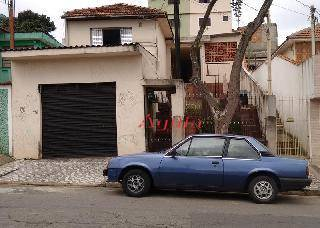Sobrado Residencial à venda, Jardim Ana Maria, Santo André - SO0215.