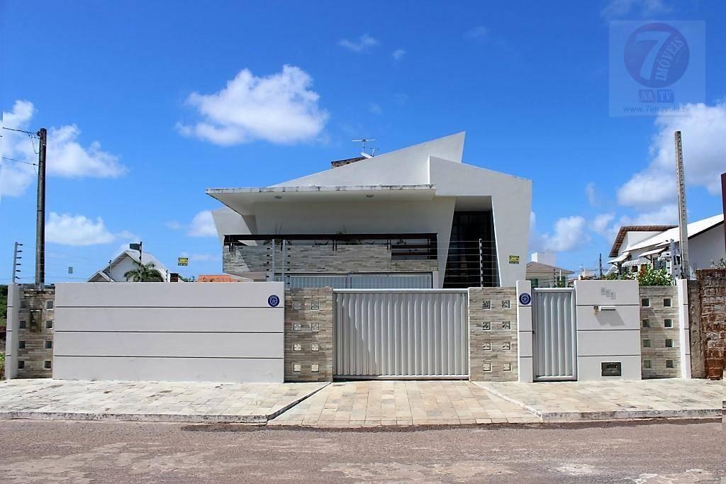 Casa residencial à venda, Intermares, Cabedelo - CA0028.