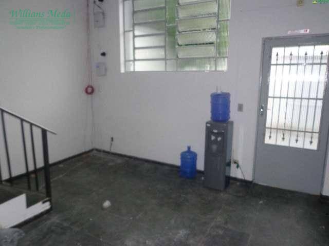 Galpão comercial para locação, Vila Endres, Guarulhos.