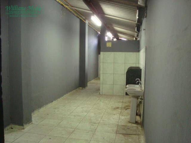 Galpão  industrial para venda e locação, Parque Industrial do Jardim São Geraldo, Guarulhos.