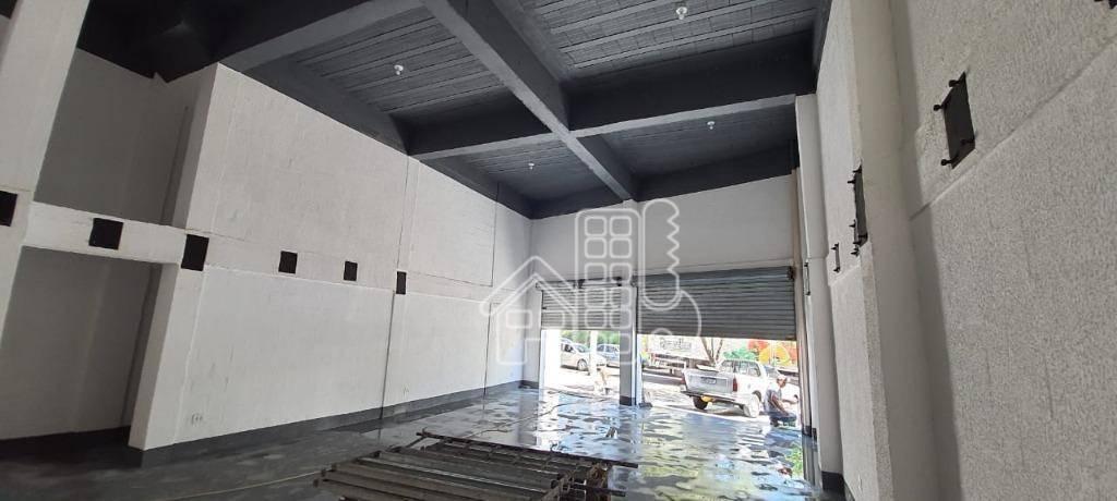 Loja para alugar, 200 m² por R$ 5.000,00/mês - Raul Veiga - São Gonçalo/RJ
