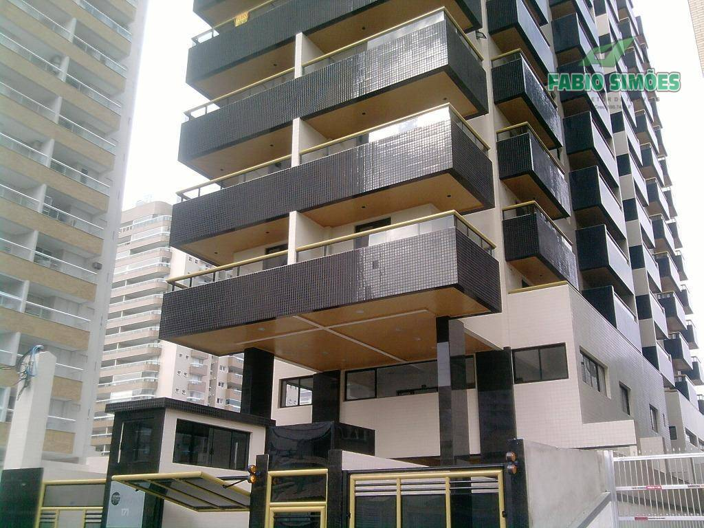 Apartamento à venda, 89 m² por R$ 390.000,00 - Vila Caiçara - Praia Grande/SP