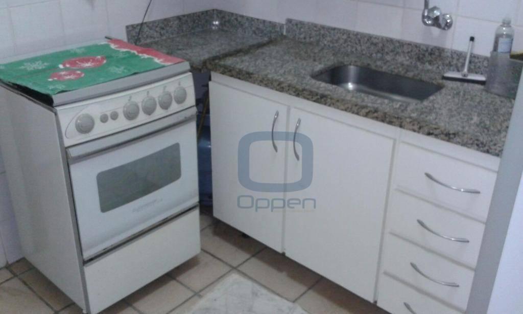 Apartamento residencial à venda, Jardim Três Marias, Guarujá.