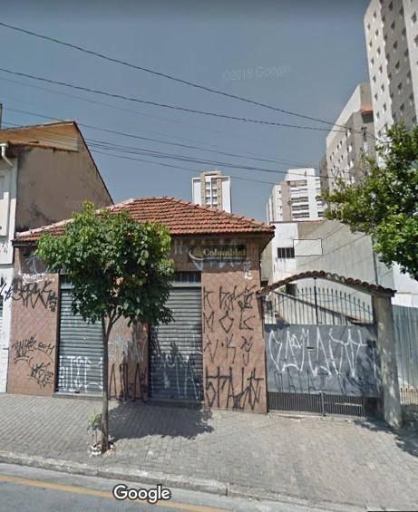 Terreno à venda, 500 m² - Barcelona - São Caetano do Sul/SP