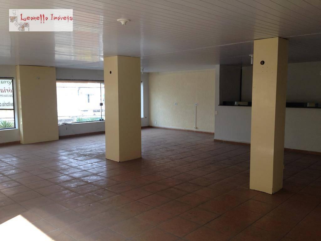 Sala para alugar, 155 m² - Jardim Bela Vista - Santo André/SP
