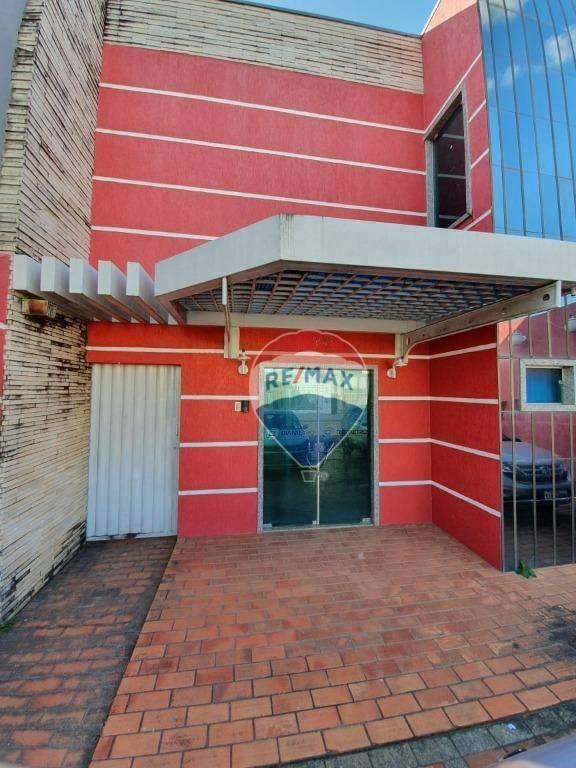 Prédio para alugar, 348 m² por R$ 6.000,00/mês - São Cristóvão - Porto Velho/RO