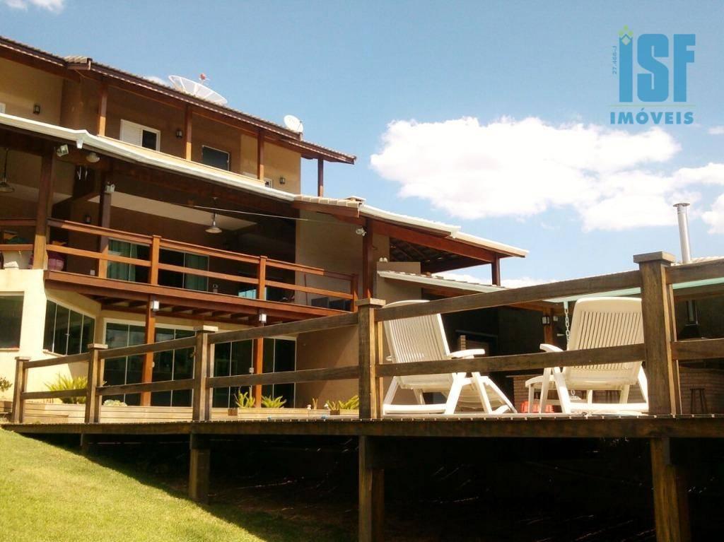Sobrado residencial à venda, Ponte Alta, Atibaia.