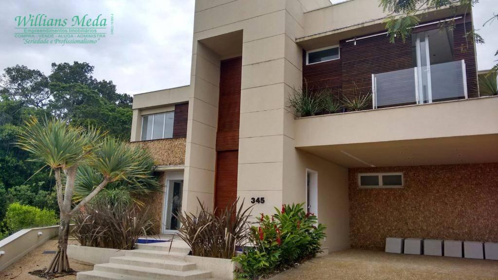 Sobrado com 5 dormitórios à venda, 500 m² por R$ 3.000.000,00 - Riviera de São Lourenço - Bertioga/SP