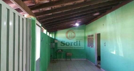 Casa com 3 dormitórios à venda, 200 m² por R$ 250.000,00 - Centro - Cravinhos/SP