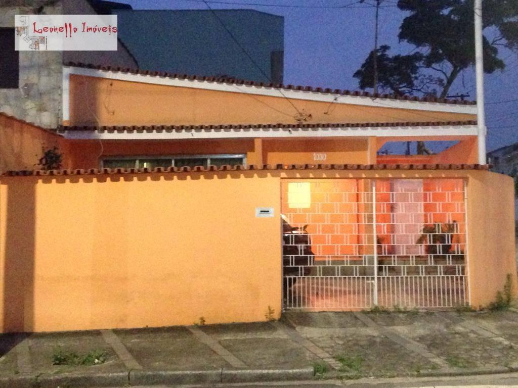Terreno à venda, 175 m² - Campestre - Santo André/SP