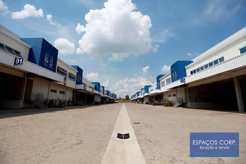 Galpão logístico para alugar, 1.798m² - Distrito Industrial - Jundiaí/SP