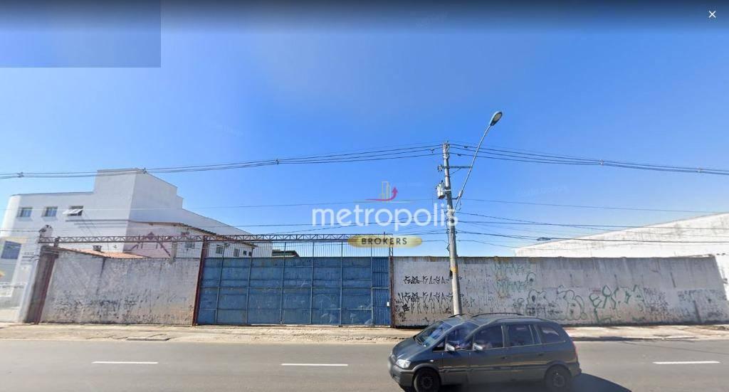 Galpão, 440 m² - venda por R$ 4.500.000 ou aluguel por R$ 15.000/mês - São José - São Caetano do Sul/SP
