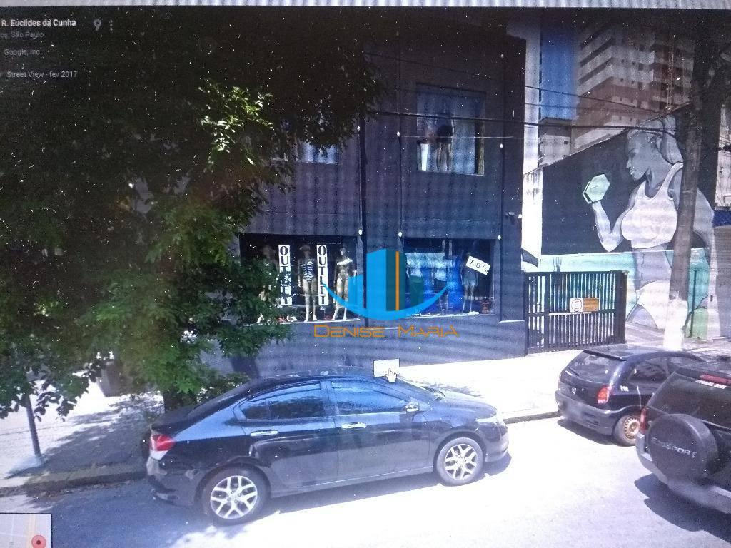 Loja Comercial Gonzaga em Santos para Locação