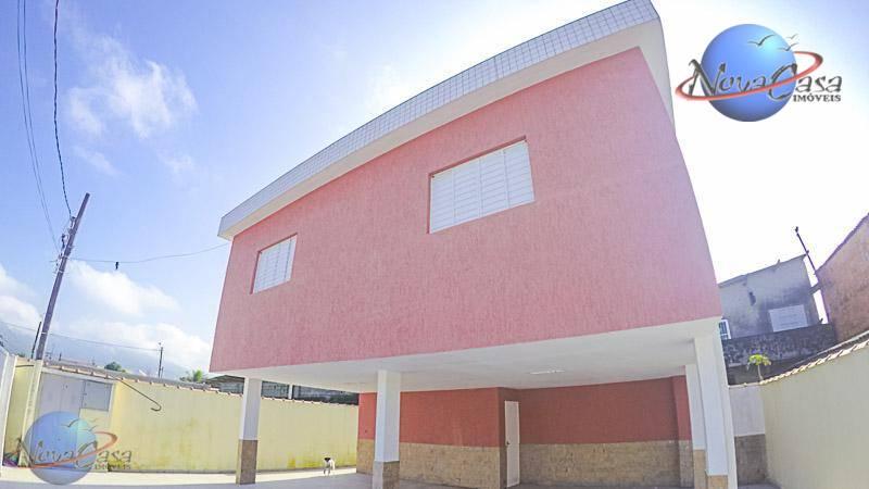 Casa residencial à venda, Jardim Rio Branco, São Vicente.