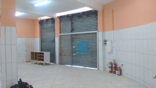 Salão de 150 m² R$ 2.800/mês - Jardim Veloso - Osasco/SP