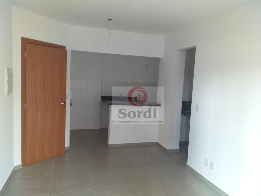 Apartamento com 1 dormitório à venda, 45 m² por R$ 180.000 - Nova Aliança - Ribeirão Preto/SP