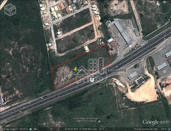 Área à venda, 6722 m² por R$ 3.360.000,00 - Três Pontes - Itaboraí/RJ