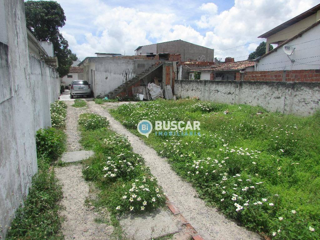 Terreno à venda, 360 m² por R$ 450.000 - Capuchinhos - Feira de Santana/BA