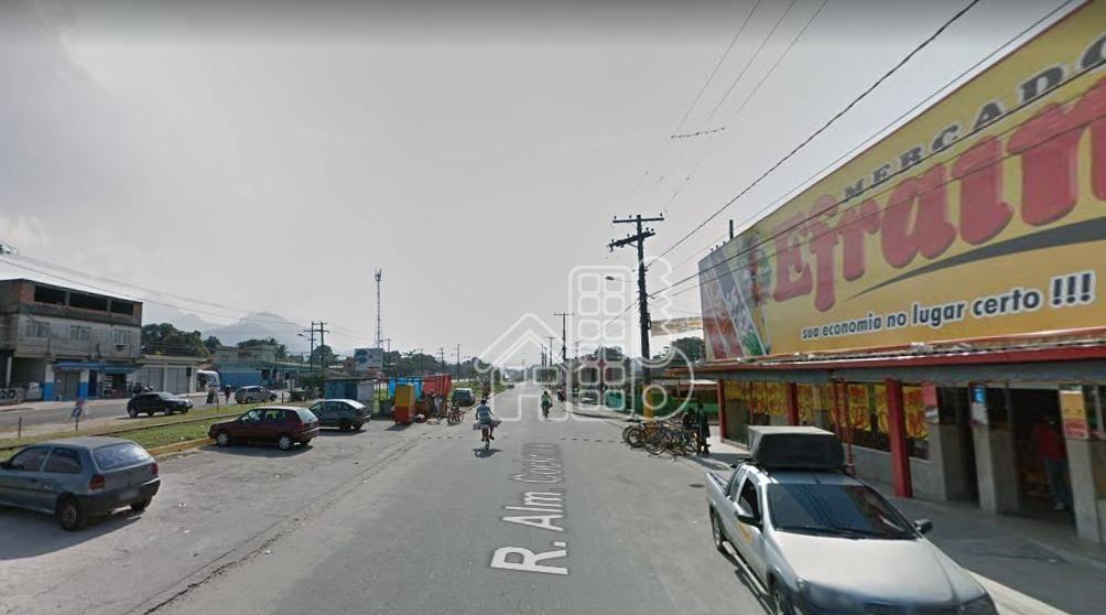 Galpão à venda, 1000 m² por R$ 800.000,00 - Parada Morabi - Duque de Caxias/RJ