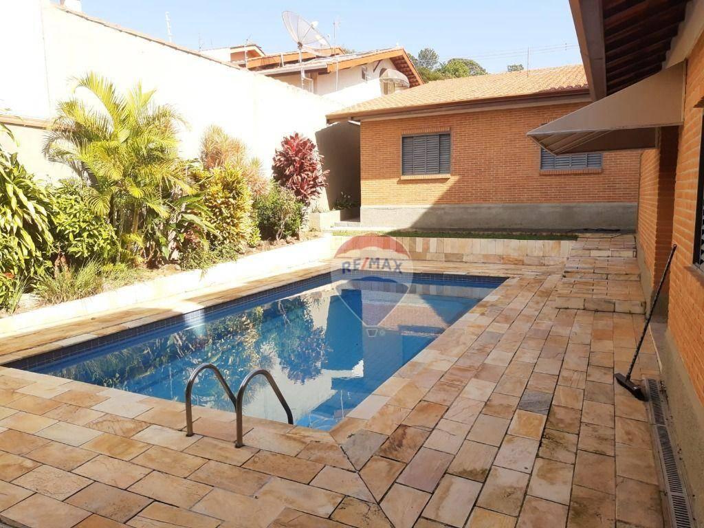 Casa Térrea com 3 dormitórios para alugar, 320 m² por R$ 4.800/mês - Vila Esperia Ou Giglio - Atibaia/SP