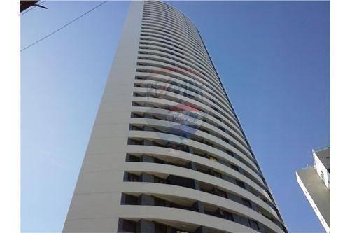 Flat com 2 dormitórios para alugar, 52 m² por R$ 3.200/mês - Boa Viagem - Recife/PE