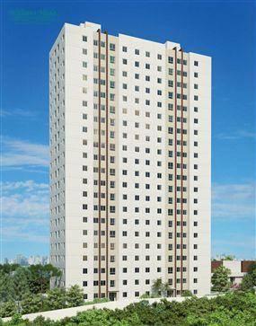 Apartamento  residencial para locação, 2 dormitórios, 1 vaga