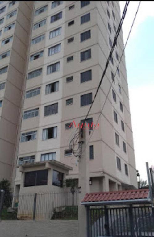 Apartamento com 2 dormitórios à venda, 49 m² por R$ 185.000 - Vila Cardoso Franco - São Paulo/SP