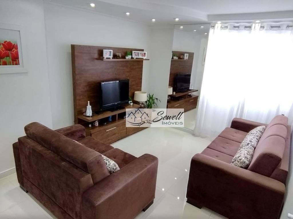 Apartamento residencial à venda, Anchieta, São Bernardo do Campo.
