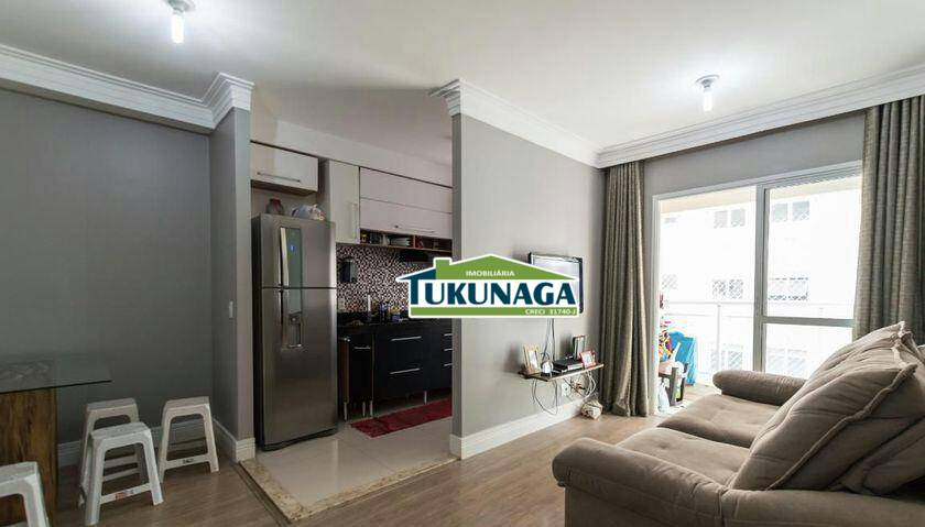 Apartamento à venda, 60 m² por R$ 330.000,00 - Bethaville I - Barueri/SP
