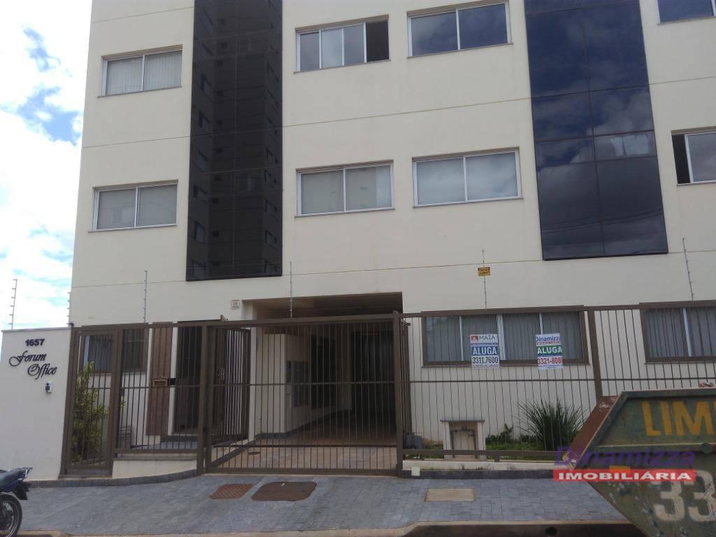 Sala comercial mobiliada para alugar, 36 m² - Santa Maria - Uberaba/MG