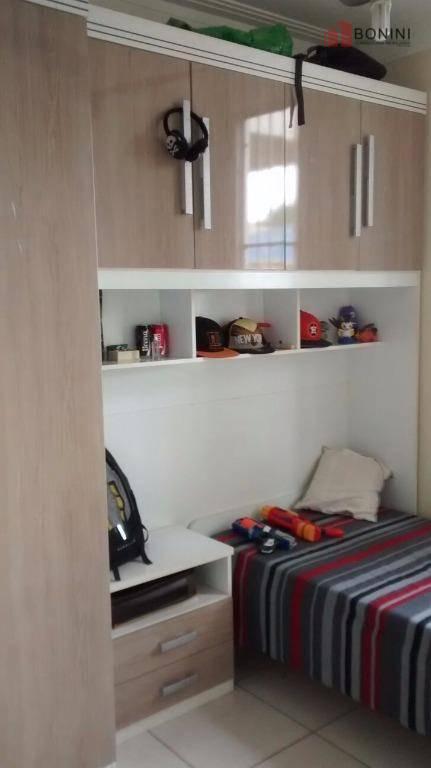 Apto 3 Dorm, Nova Americana, Americana (AP0243) - Foto 14