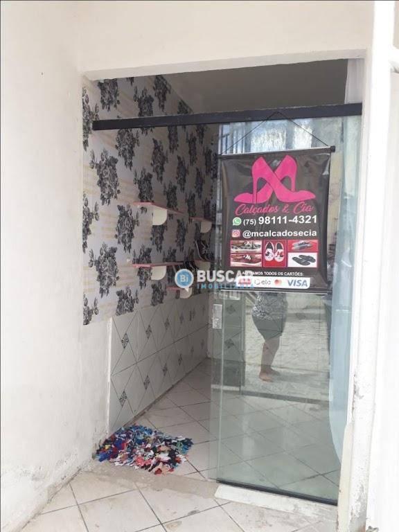 Sobrado à venda, 67 m² por R$ 59.000,00 - Parque Ipê - Feira de Santana/BA