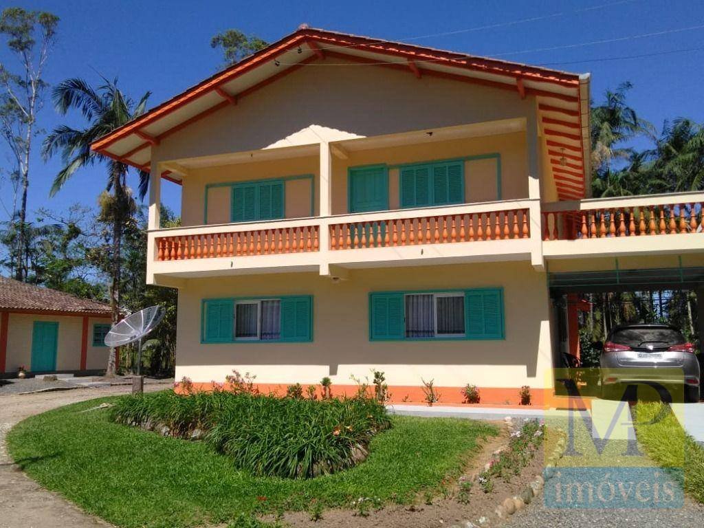Fazenda à venda, 1630000 m² por R$ 10.500.000,00 - Zona Rural - Garuva/SC