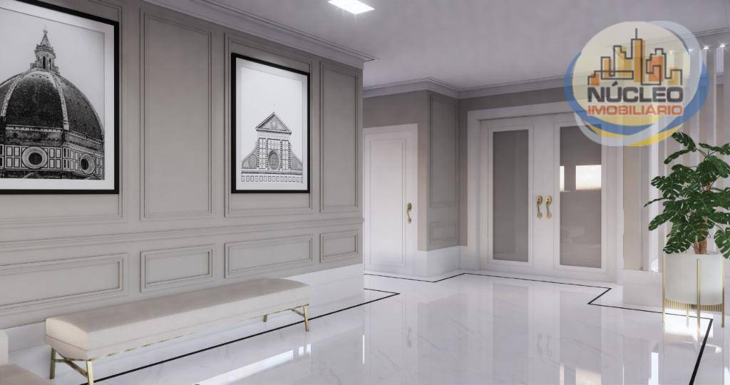 Apartamento com 3 Dormitórios à venda, 112 m² por R$ 531.281,42